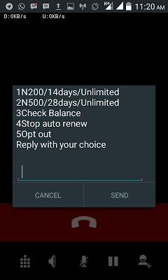 Airtel 2gb for #200