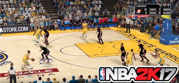 NBA 2K17 PC Full Game - Screenshot 3