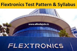 Flextronics Test Pattern