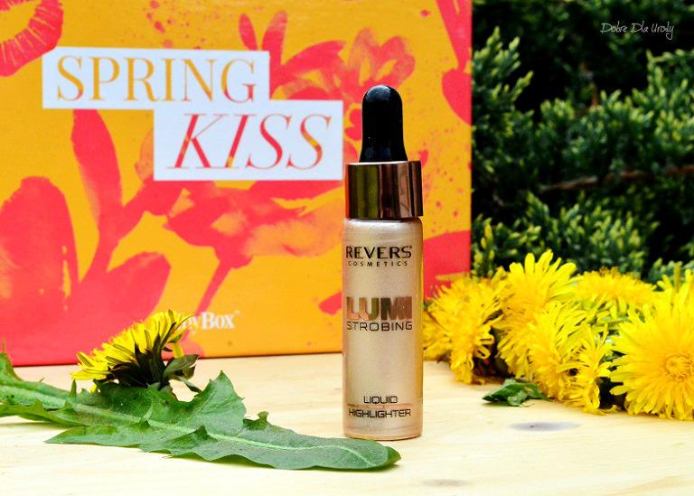 Spring Kiss by ShinyBox - Revers Rozświeltacz w płynie