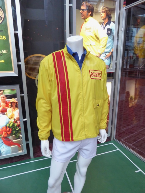 Steve Carell Battle of Sexes Bobby Riggs Sugar Daddy jacket
