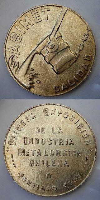 Exposición Industria Metalúrgica