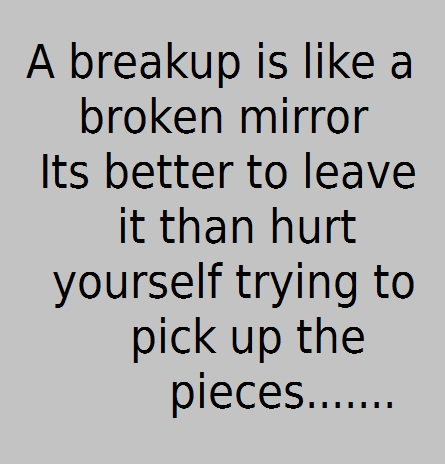 broken relationship quotes and sayings