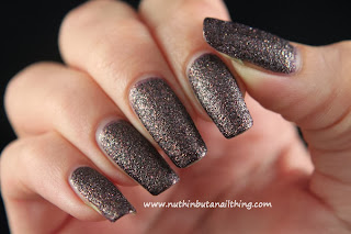 Barry M Royal Glitter Collection Countess