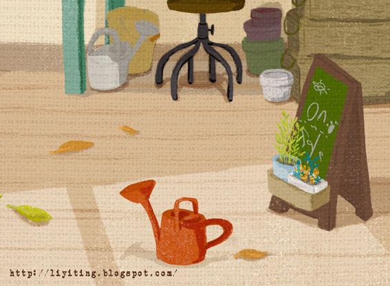 土隹: 香橘士小園丁工作室
