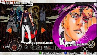 Naruto Ultimate Ninja Impact Mod Boruto Next Generation