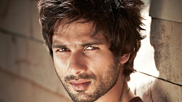 shahid kapoor new hairstyle images