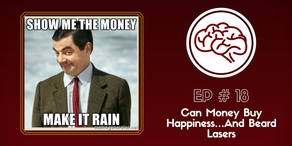 a discussion on whether money can buy happiness
