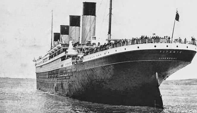 7 Ramalan Tragedi Titanic yang Ada Dalam Novel