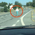 Mysterious woman gives him the chills – but seconds later everything changes