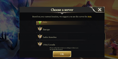 Download AOV Server North America