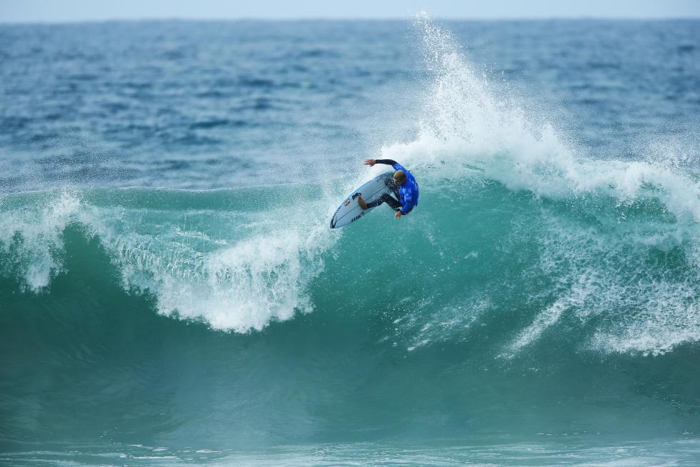 33 Mick Fanning Rip Curl Pro Bells Beach Foto WSL Ed Sloane