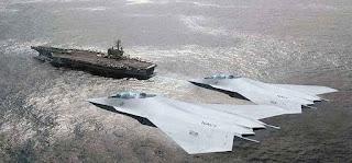 Pesawat Tempur Kapal Induk Next-Generation