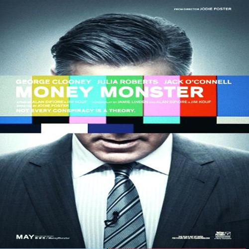 Money Monster Poster Film