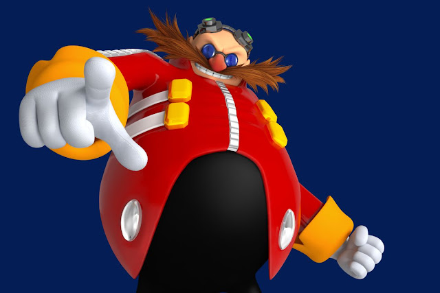 """Imagem de """"Sonic: O Filme"""" revela Jim Carrey como Robotinik"""