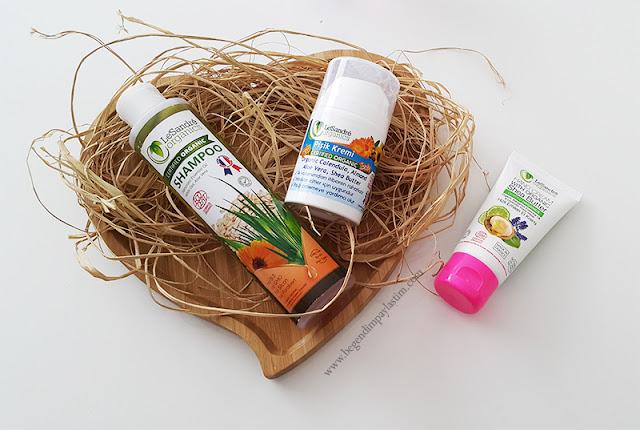 Lesandre Organics Ürünler