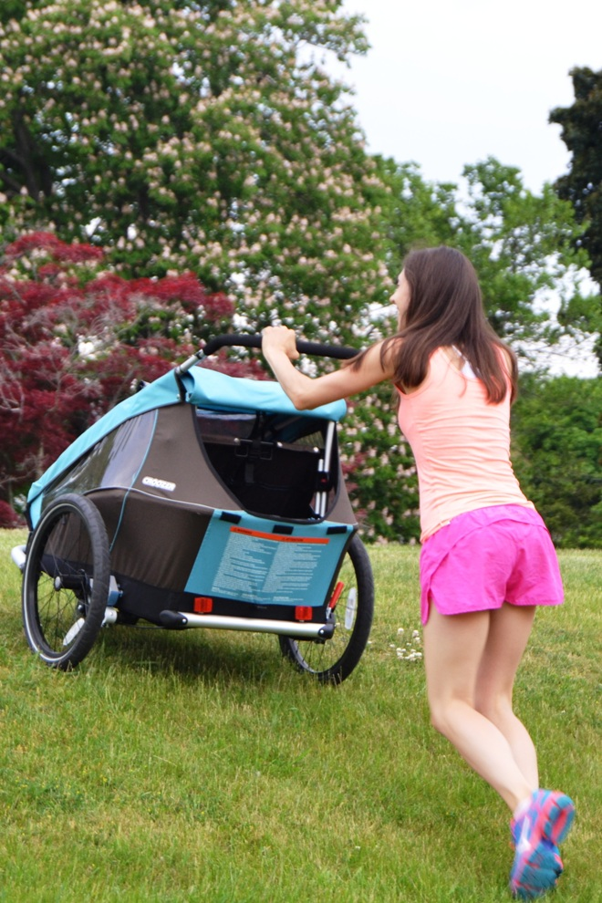 Review of the Croozer 2016 Kid Plus for 2.