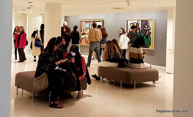 Galeria do Museu Guggenheim, Nova York