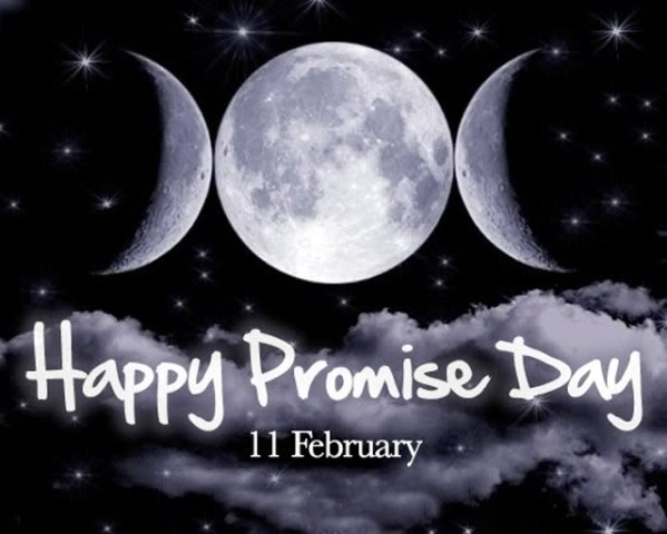 Happy Promise Day Shayari in English