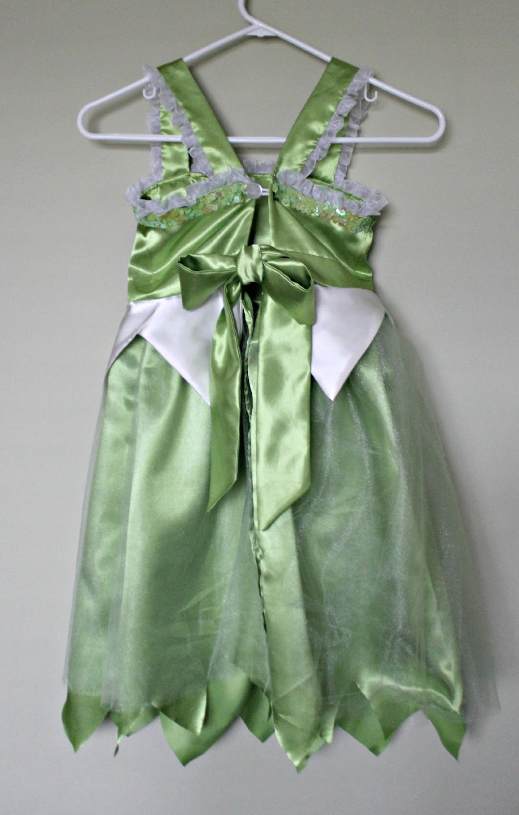 Risc Handmade Homemade Princess Tiana Costume