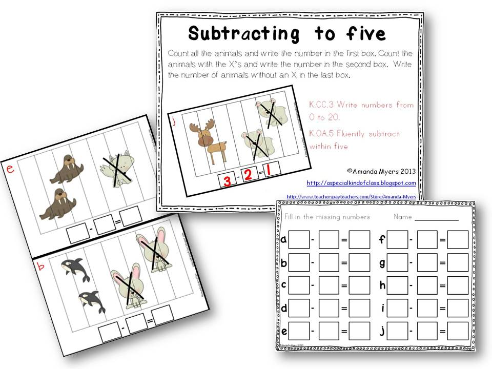 A special kind of class: New Zoo Math Unit