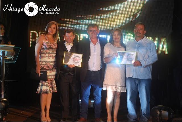 Amparenses participaram do Prêmio Referência 2017 promovido pelo Portal Cariri em Ação