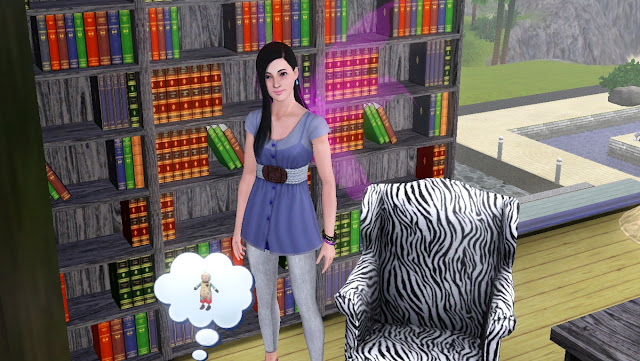Morgana Wolff - AGE OF VAMPIRES Screenshot-56