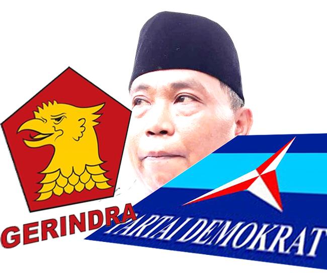 Menilai Ketum Demokrat Mencla Mencle, Waketum Gerindra Meminta PD Hengkang Dari Koalisi