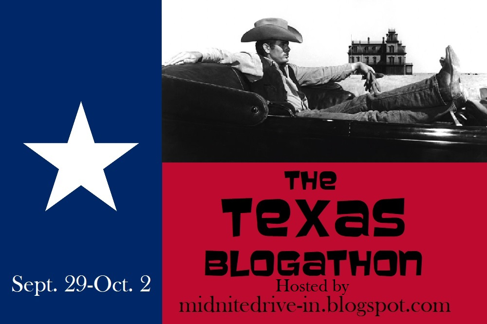 The Texas Blogathon -- Sept. 29 - Oct. 2