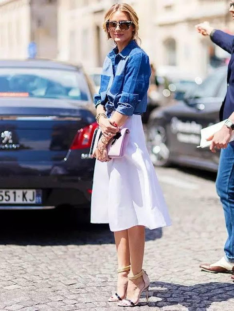 Olivia Palermo Is The Best Dressed Woman In The World!