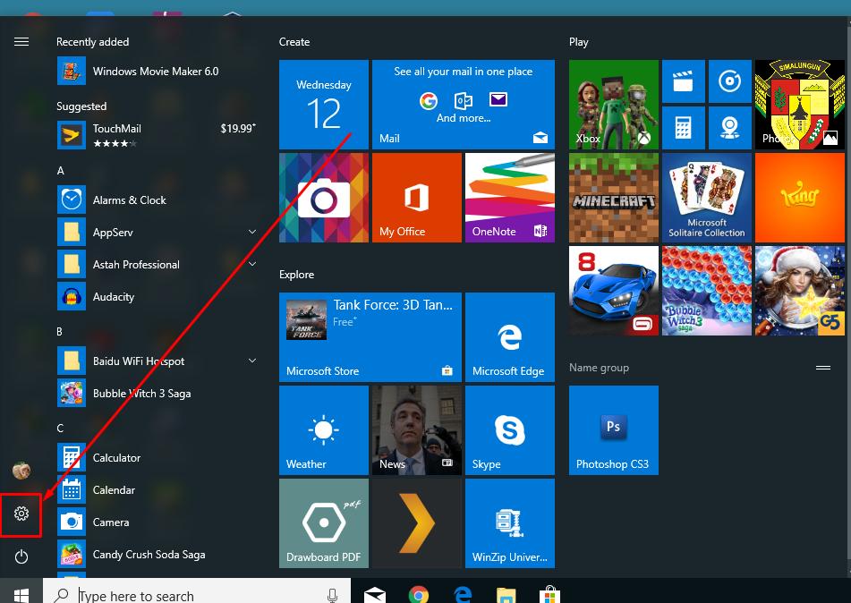Cara Mematikan Anti Virus Windows 10 dengan mudah - Goliketrik