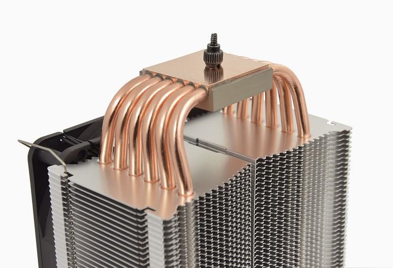 SilentiumPC Fortis2 XE1226 - spód