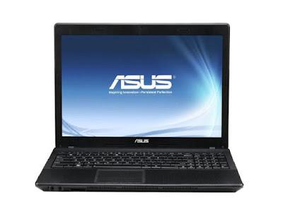 Image Asus X54C Laptop Driver