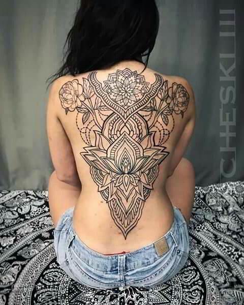 Tatuajes Tribales Para Mujeres Sfb