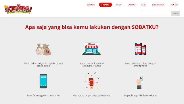 Website SOBATKU