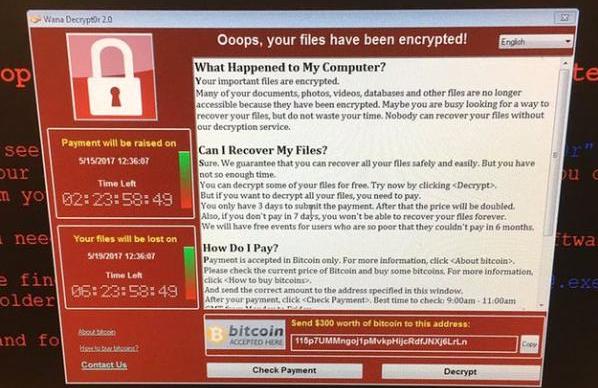 Waspadalah!! Cyber Ransomware Menyerang Semua Komputer