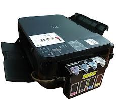 Cara Memperbaiki Printer Canon Mp287 Tinta Hitam Tidak Keluar