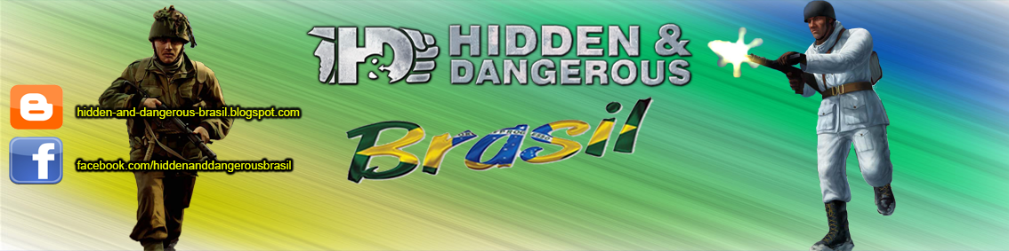 Hidden and Dangerous Brasil