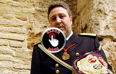 Julio Vera deja la Dirección pero no Tres Caídas la Banda Tres Caídas de Triana que logró fundar y que es un referente en la música procesional de Sevilla y España