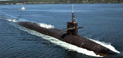 Kapal Selam Ohio-Class