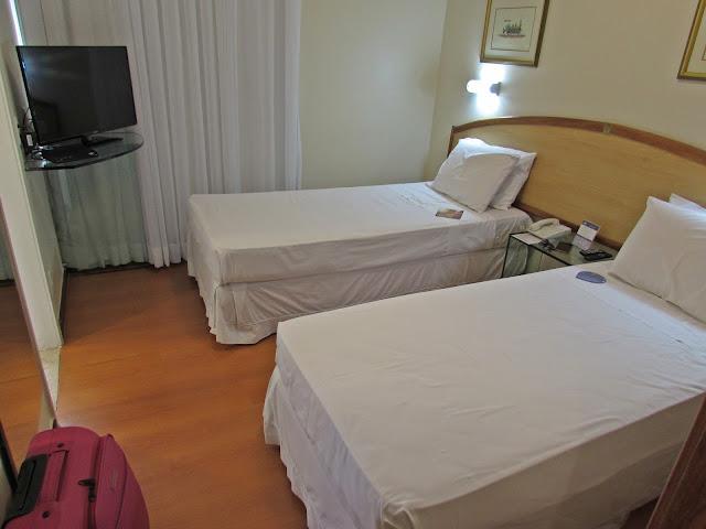 Hotel com melhor custo benefício em BH