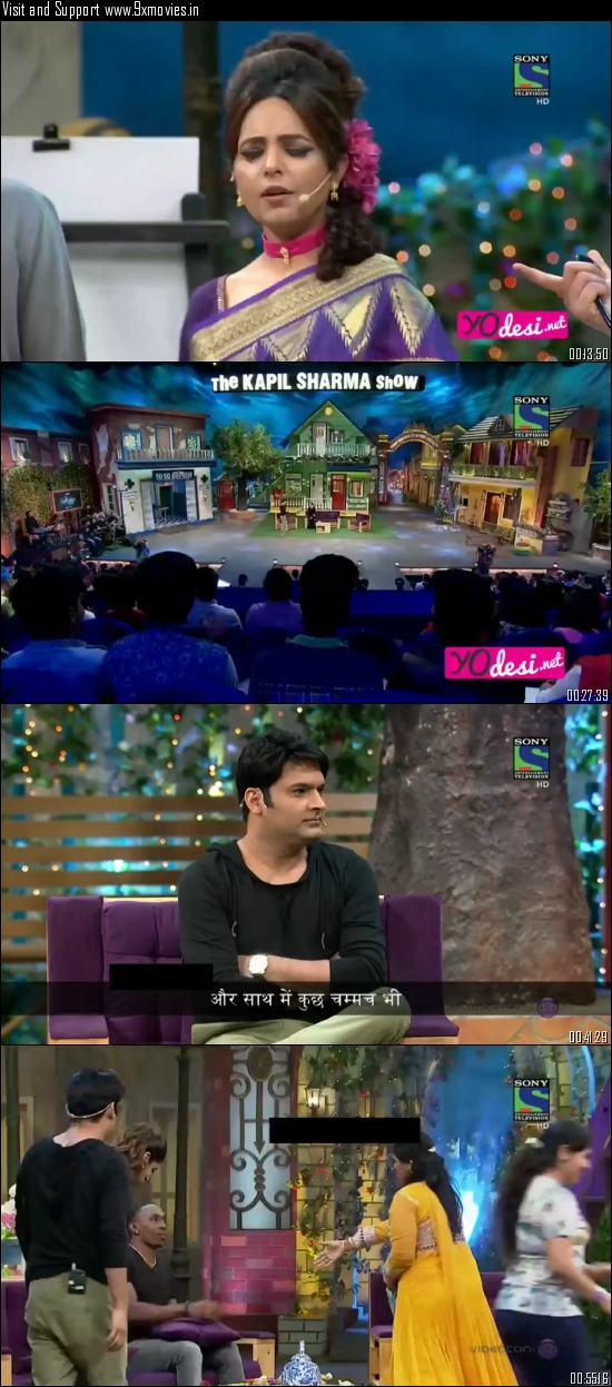 The Kapil Sharma Show 22 May 2016 HDTV 480p