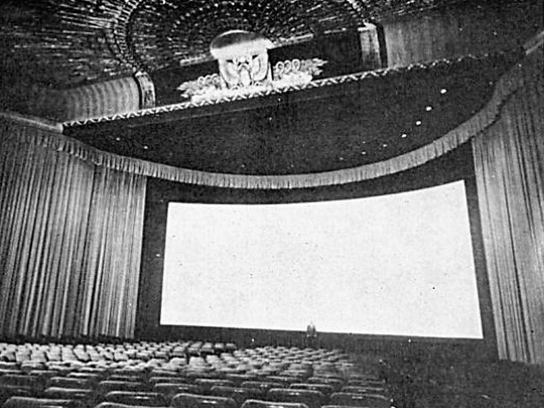 Los Angeles Theatres: Film and Theatre Technology Resources