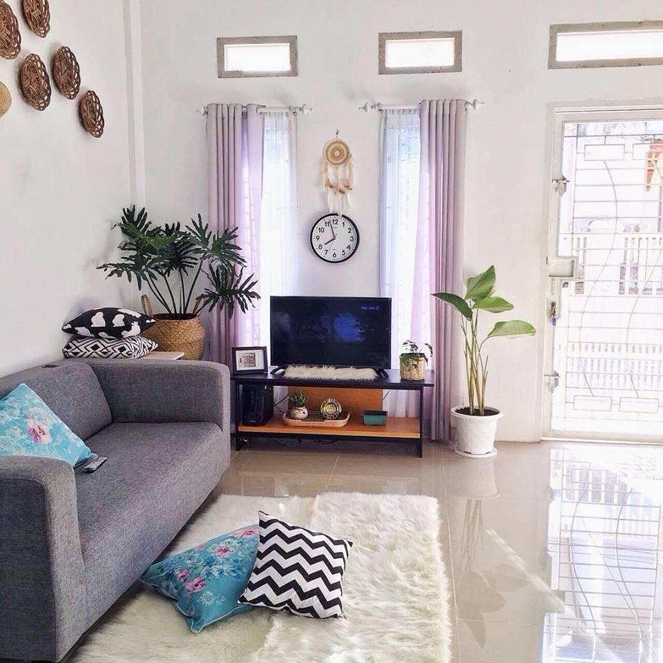 Inilah Ukuran Ruang Tamu Yang Ideal Untuk Rumah Minimalis Shabby