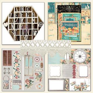 Scraps of Elegance Timeless Element Kit September SOE