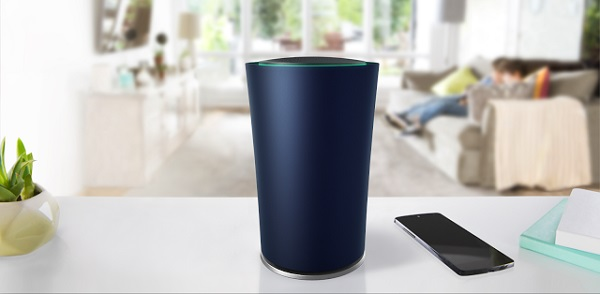 Google launches OnHub wireless router