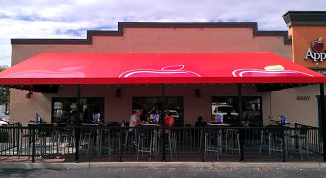 canopy kain restorant