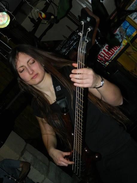 Ladies of Metal Elodie Ching (The Sideline Haters), Ladies of Metal, Elodie Ching, The Sideline Haters