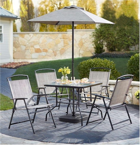 7 Piece Patio Set For 99 At Home Depot