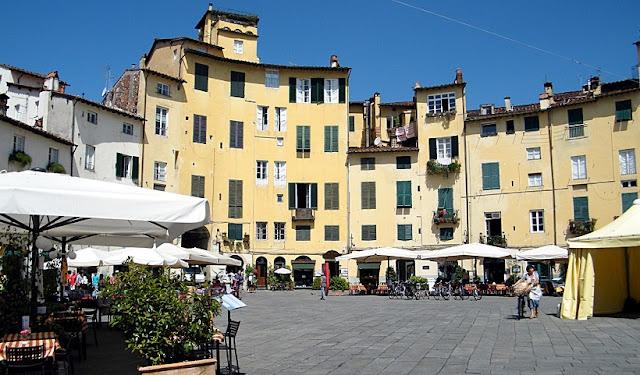 Roteiro de 2 dias na cidade Lucca